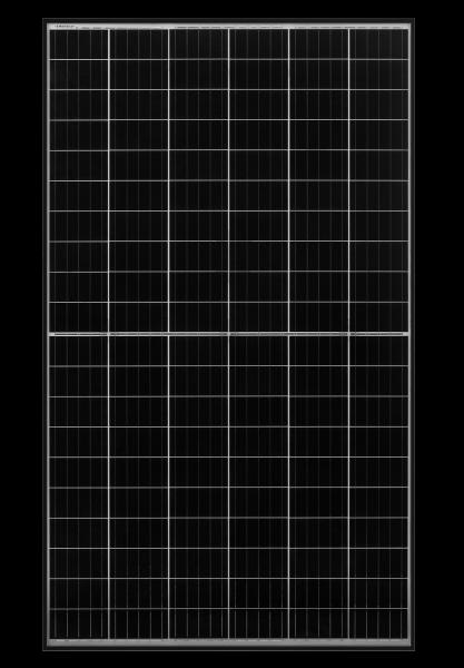 Jinko Cheetah MX3 330Wp mono HalfCell, black frame